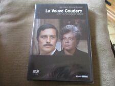 """DVD NEUF """"LA VEUVE COUDERC"""" Alain DELON, Simone SIGNORET"""