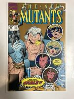 New Mutants (1990) # 87 (VF/NM) 1st Full Cable App! Gold ( 2nd Print ) Rarer