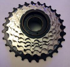 CLASSIC SHIMANO MF-HG22 6 SPEED FREEWHEEL -14 / 28T   SINGAPORE VERSION