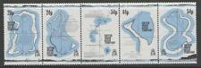 British INDIAN OCEAN TERR SG147a 1994 18th secolo mappe Gomma integra, non linguellato