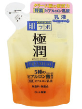 ROHTO Hadalabo Gokujyun Premium Hyaluronic Acid Moisturizing Milk Refill 140mL