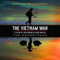 OST/THE VIETNAM WAR-A FILM BY KEN BURNS (OST) 2CD  2 CD NEU