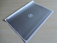 "Dell Latitude E7240 12.5"" Original Silver Laptop Lid Sticker Skin Cover"