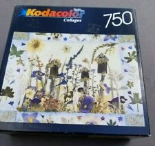 Puzzle Bird Houses in Bloom Kodacolor 750 pieces Cheryl Welch