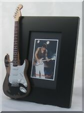 JOHN MAYER  Miniature Guitar Frame  Monster Relic