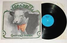 JIRI BRABEC Country Music LP Vinyl AMIGA 1979 * TOP