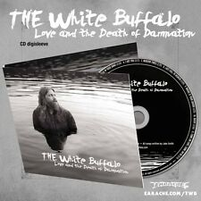 "The White Buffalo ""Once Upon A Time In The West"" Digipak CD w/ 4 Bonus Tracks!"