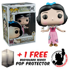 FUNKO POP DISNEY SNOW WHITE AS MAID EXCLUSIVE VINYL FIGURE + FREE POP PROTECTOR