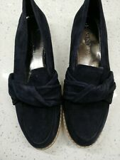 Nwot Next Navy Shoes 7/41
