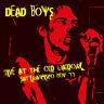 DEAD BOYS - Live At The Old Waldorf, San Francisco Nov '77. New CD ** NEW **