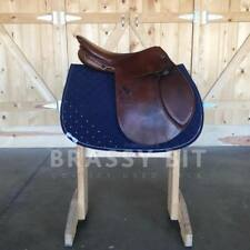 """17"""" Stubben Camelot Close Contact English Saddle W/ Tack Package"""