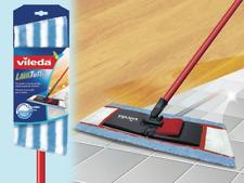 Supermocio Lavatutto Vileda Lava pavimenti Panno in microfibra con manico
