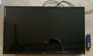 "TCL 32"" Class 3 Series HD LED Smart Roku TV Model 32S331"