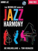 The Berklee Book Of Jazz Harmony Sheet Music Instrumental Reference
