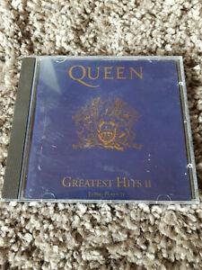 Queen, Greatest Hits II, Long Play CD, Album, sehr guter Zustand!