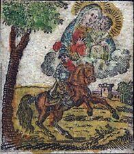 Mariazell Wallfahrt Reiter Andachtsbild Heiligenbild Österreich Koloriert O-6900