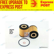 Wesfil Oil Filter WCO59 fits Land Rover Range Rover 3.0 TD 6 4x4