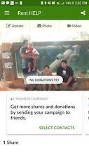 Rent HELP(GoFundMe)gofundme.com/ky3myv-rent