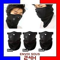 Masque coupe-vent hiver echarpe col cagoule ski snowboard moto airsoft paintball