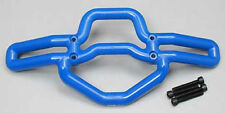 RPM Traxxas T-Maxx 2.5, 3.3, & E-Maxx Blue Heavy-Duty Front Bumper - 80105