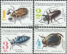 Czechoslovakia 3122-3125 (complete.issue.) unmounted mint / never hinged 1992 Be