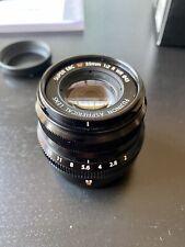 Fuji Fujifilm XF 35mm f2 R WR Fujinon Lens 35/2