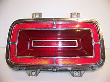 1970 FORD GALAXIE 500 TAILLIGHT COMPLETE OEM #SAE-TSIA-70FD