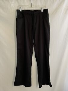 Grey's Anatomy women's Pants Scrubs Black Sz Medium