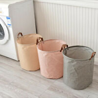Collapsible Laundry Hamper Bag Foldable Clothes Basket for Washing Storage