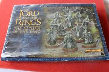 Games Workshop Lord of the Rings Army of the Dead King 10 Metal Figures NIB LoTR