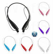 Wireless Bluetooth headset Headphones Earphones Earbuds lot phone PC with mic