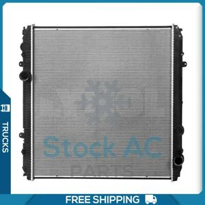 A/C Radiator for Freightliner / Sterling Truck / Ford QL