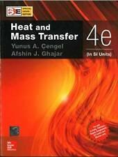 Heat and Mass Transfer: Fundamentals & Applications - Paperback - GOOD
