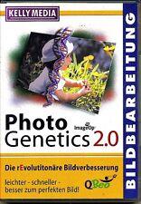 Photo Genetics 2.0 (PC/MAC, DVD-Box) Neu