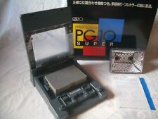 New! RISO Print Gocco PG-10 Super BODY ONLY same as PG-11