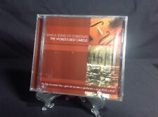 Sing A Song Of Christmas The Worlds Best Carol CD St Clair Entertainment Group