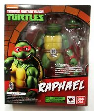 "Bandai SH Figuarts Teenage Mutant Ninja Turtles Raphael 5.5"" Figure Complete"