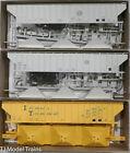 Accurail HO #8099 (3-Pack) MoPac, C&EI, Illinois Terminal (Pullman Std. Cvd. Hp)