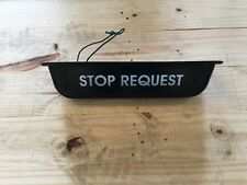 BUS STOP REQUEST 12V VAN TRUCK BOAT SHUTTLE RV TRANSPORT TRAIN COACH