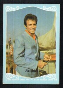 alejandro REY 1968 DONRUSS THE FLYING NUN #18 NO CREASES VG-EX+