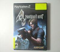 Resident Evil 4 (PlayStation 2, 2005)