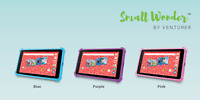"Small Wonder 7"" Android Tablet - Disney Books, Bumper 16GB Storage 2GB RAM"