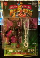 Mighty Morphin Power Rangers Evil Space Aliens Slicing Horns Stag Beetle BNIB