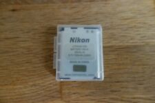 Genuine Nikon EN-EL19 Rechargeable Li-ion Battery for Coolpix