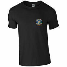 SEAL Team Six US Navy SEALs US Army Military Mens Ringspun Cotton Tshirt