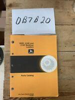 John Deere 300D 310D 315D Backhoe Loader Parts Manual Catalog List Book PC2321