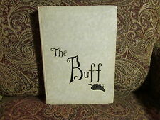 1966 Baker High Scool Yearbook, Baker, Lousiana Annual  The Buff