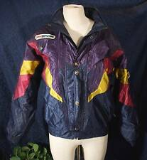 Nice Navy Purple Wine Gold PHENIX  Ski Jacket Sz 16