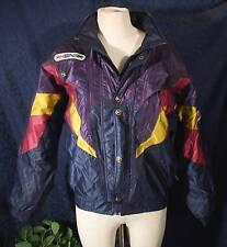 Nice Navy Purple Wine Gold PHENIX  Ski Jacket Sz 16