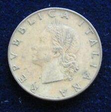 20 Lire Repubblica Italiana tipo Ramo di Quercia R 1957 - nr 586